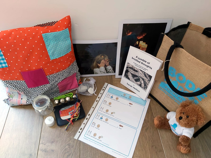 memory bags for family support